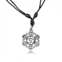 Halskette Mandala